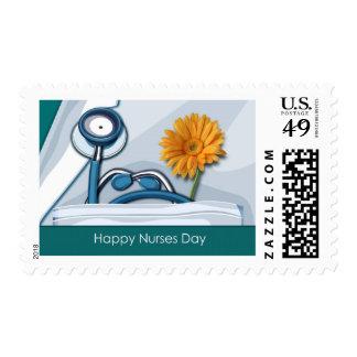 Sellos del día de las enfermeras