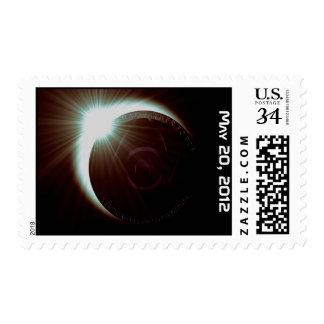 Sellos del eclipse solar