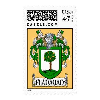 Sellos del escudo de armas de Flanagan