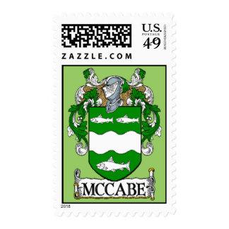 Sellos del escudo de armas de McCabe