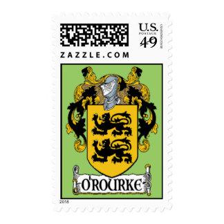 Sellos del escudo de armas de O'Rourke
