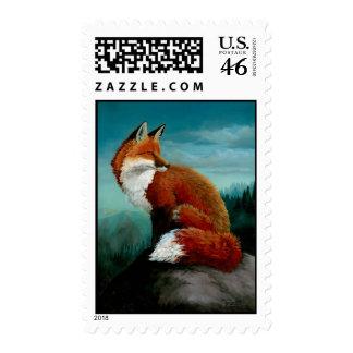 Sellos del Fox rojo