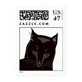 Sellos del gato negro