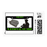 Sellos del Guardia Nacional del ejército