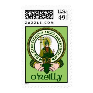 Sellos del lema del clan de O'Reilly
