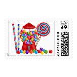 Sellos del Lollipop del caramelo de la máquina de