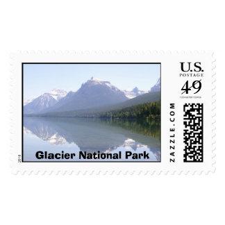 Sellos del Parque Nacional Glacier