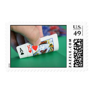 Sellos del póker de Tejas Holdem