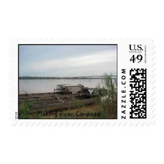 Sellos del río Mekong