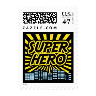 Sellos del super héroe