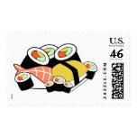 Sellos del sushi