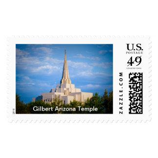 Sellos del templo de Gilbert Arizona LDS