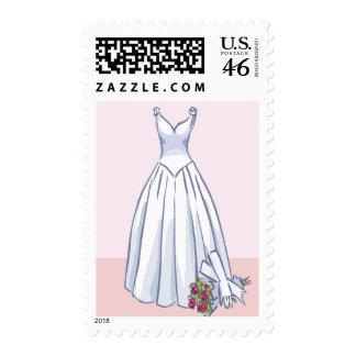 Sellos del vestido de boda