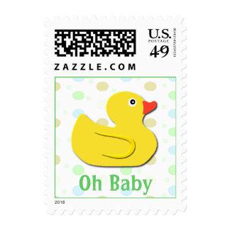 Sellos Ducky del bebé