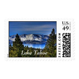 Sellos esmeralda de la bahía del lago Tahoe Califo