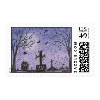 Sellos góticos del cementerio