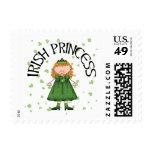 Sellos irlandeses de princesa Custom los E.E.U.U.