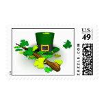 Sellos irlandeses de St Patrick