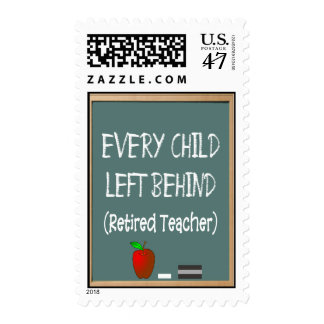 Sellos jubilados del profesor