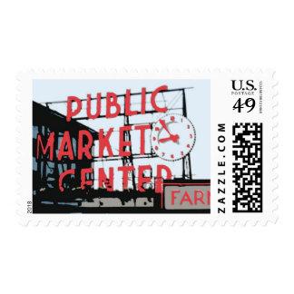 Sellos - mercado de lugar de Pike