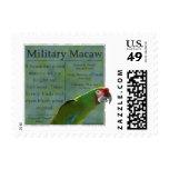 Sellos militares del Macaw