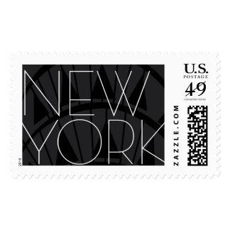 Sellos modernos de Isabey del taller de Nueva York