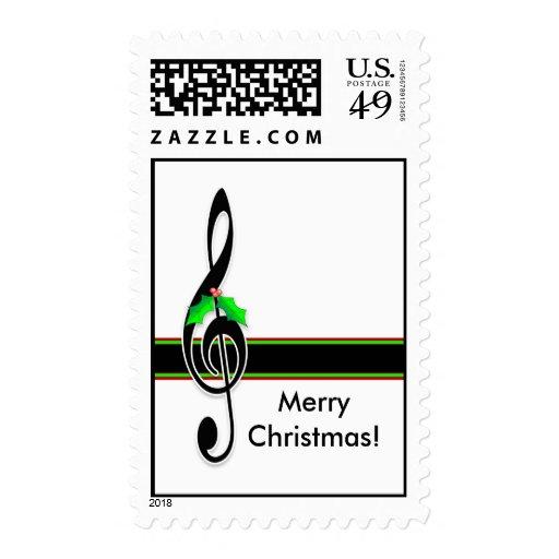 Sellos musicales del navidad