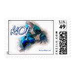 Sellos postales de KOI Estados Unidos