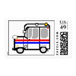 Sellos postales del PPC