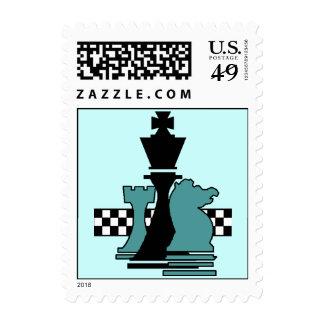 SELLOS postales del sello de la correspondencia de