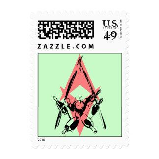 SELLOS retros del sello del Pin de la huelga 10 de