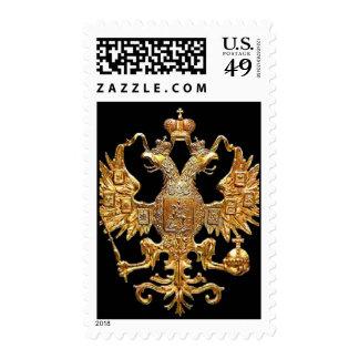 ¡SELLOS RUSOS IMPERIALES oficiales de la SOCIEDAD!