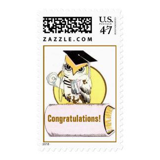 Sellos sabios del correo del sello de la