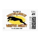 Sellos secretos de Whippet de la agilidad