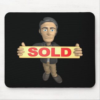 Sellout Mouse Pad