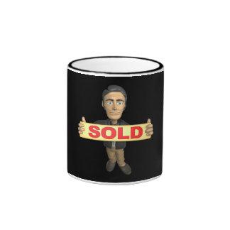 Sellout Ringer Coffee Mug