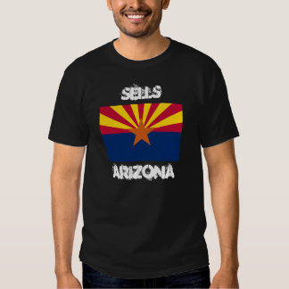 Sells, Arizona Tshirt