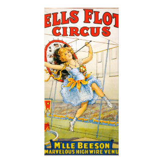 Sells Floto Circus Card