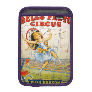 Sells Floto Circus iPad Mini Sleeve