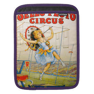 Sells Floto Circus iPad Sleeve