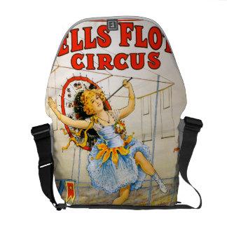 Sells Floto Circus Messenger Bag
