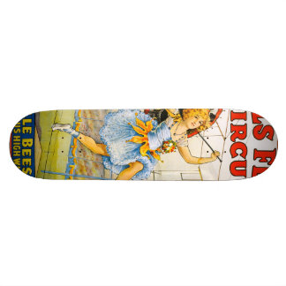Sells Floto Circus Skateboard