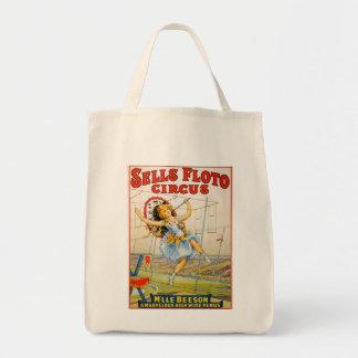 Sells Floto Circus Tote Bag