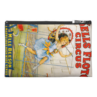 Sells Floto Circus Travel Accessories Bags