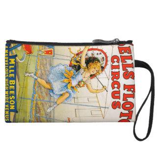 Sells Floto Circus Wristlet