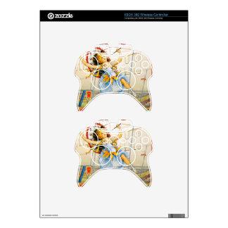 Sells Floto Circus Xbox 360 Controller Skins