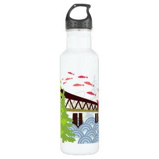 Sellwood Bridge Liberty Bottle 24oz Water Bottle
