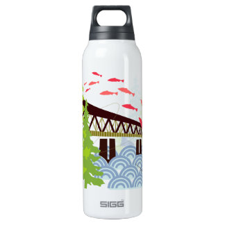 Sellwood Bridge Liberty Bottle SIGG Thermo 0.5L Insulated Bottle
