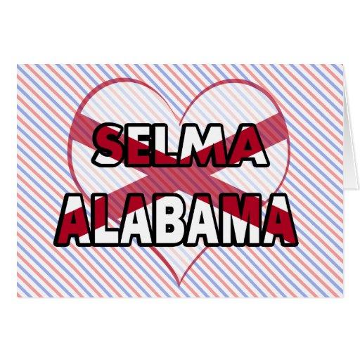 Selma, Alabama Tarjeton