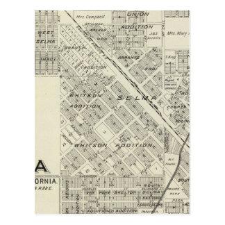 Selma, California Postal